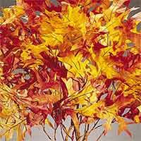 Oak Leaves - Autumn - 25 1 lb Bundles